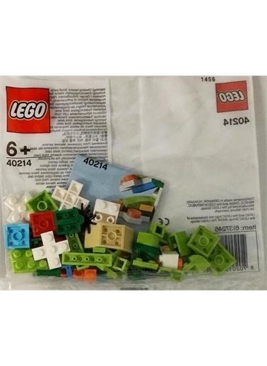 Lego Lego 40214 Şromotional Şolybag Frog Renkli